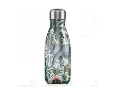 gourde tropical elephant 260 ml