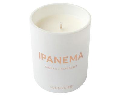 bougie parfumée ipanema sunnylife