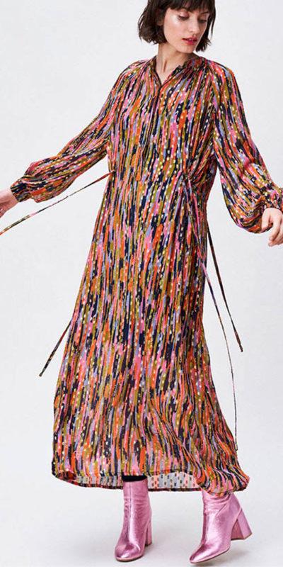 robe longue durango