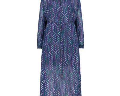 robe durango bleu cks