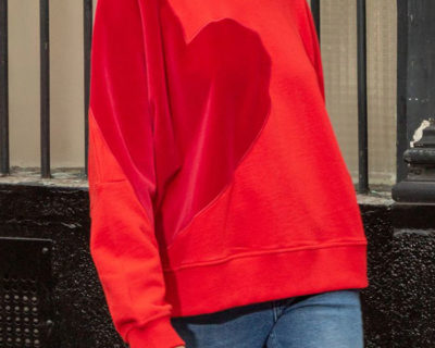 sweat oversized zita idano