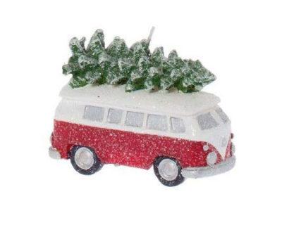 bougie minibus noel