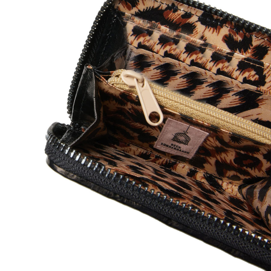 braidy purse portefeuille black