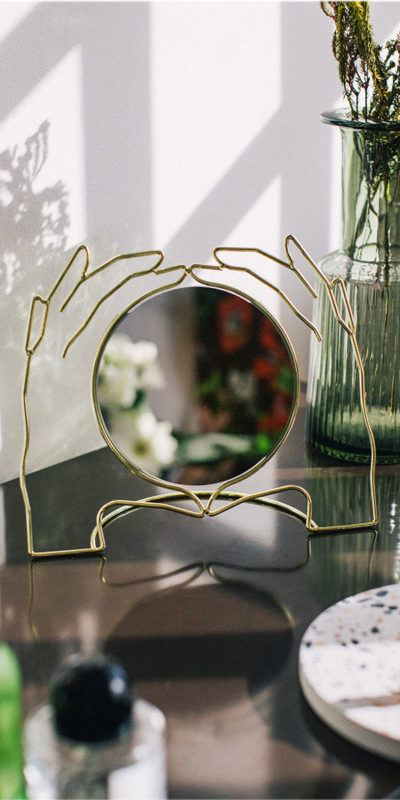 Miroir de table Xéria DOIY