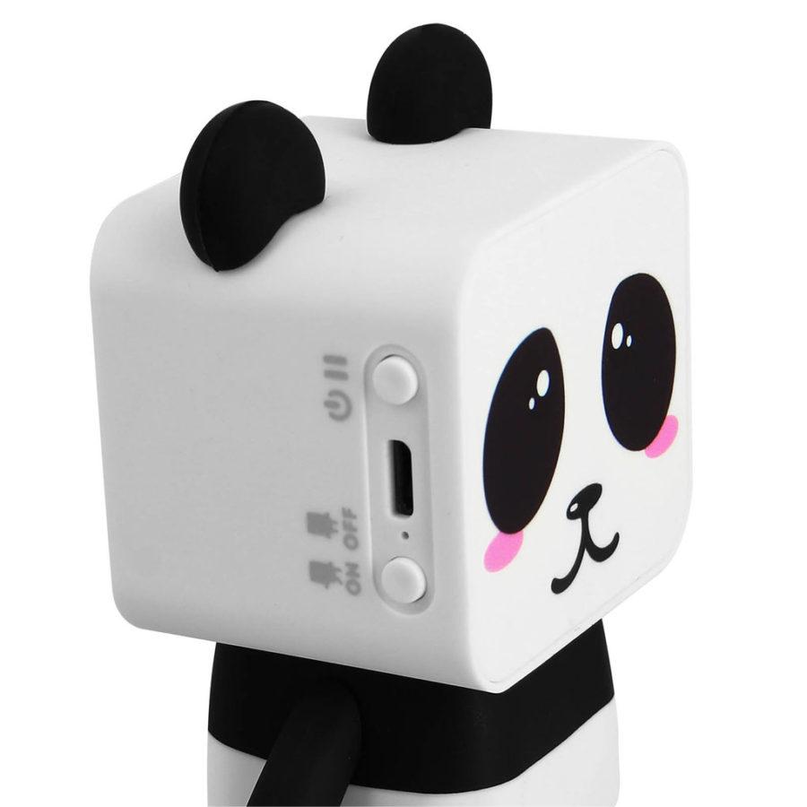 Petite enceinte dansante Panda