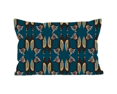coussin rectangulaire atomic soda