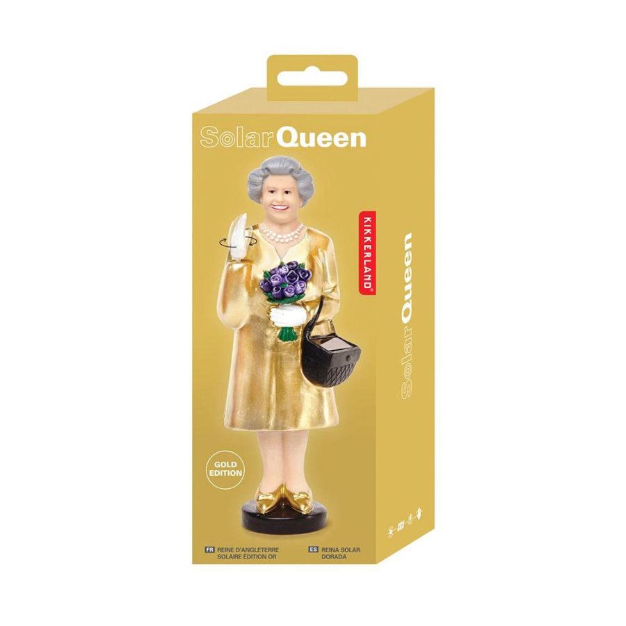 solar queen gold edition