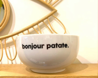 Bol bonjour patate Félicie Aussi