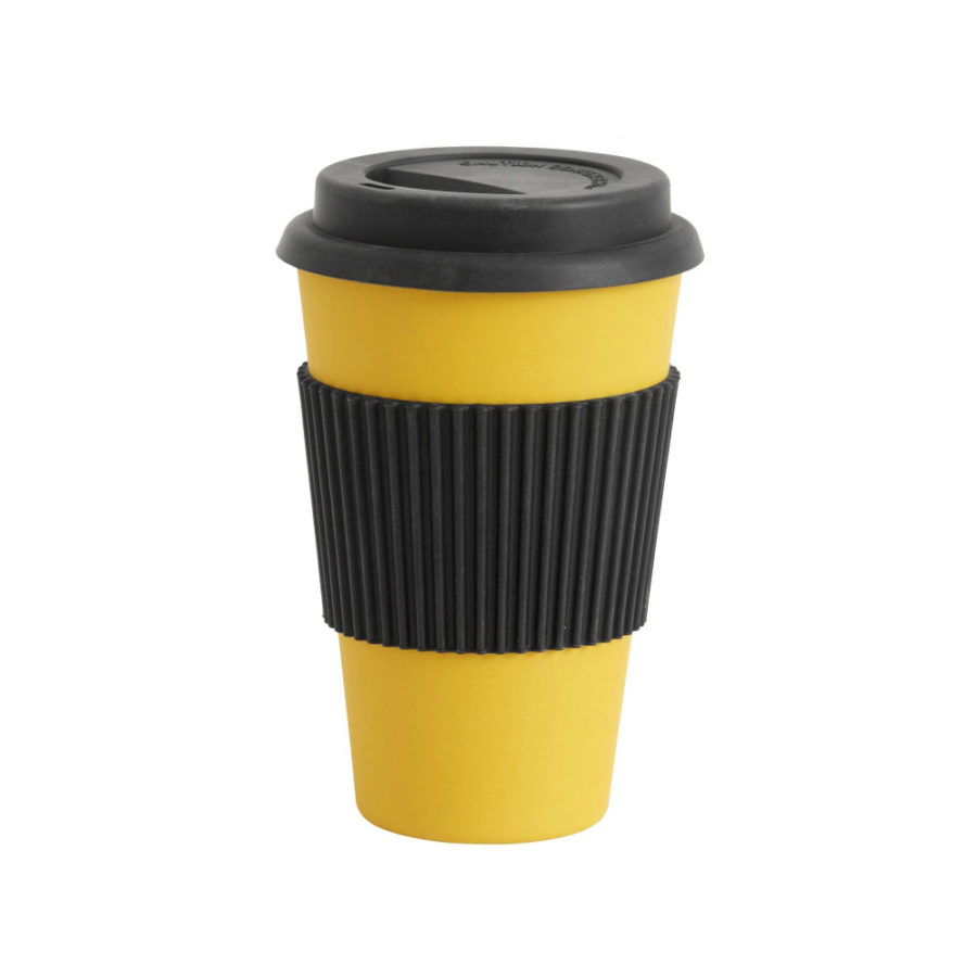 Mug à emporter en bambou nordal mug