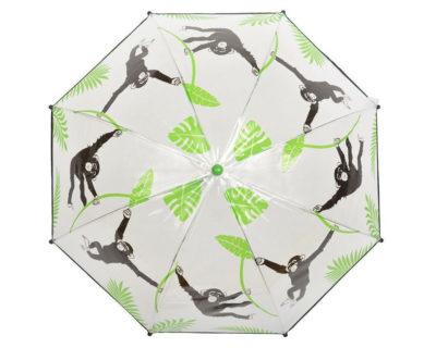 parapluie singe enfant
