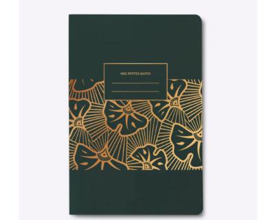 carnet dos carré 160p les éditions du paon