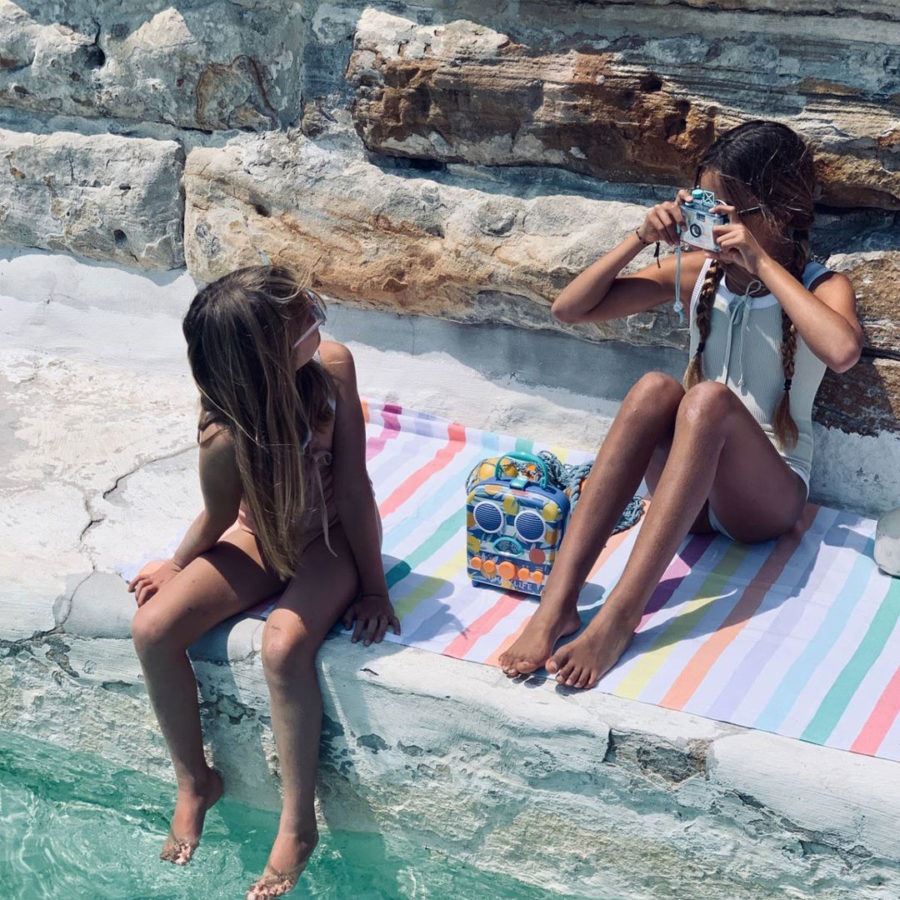 Appareil photo waterproof dolce vita Sunnylife