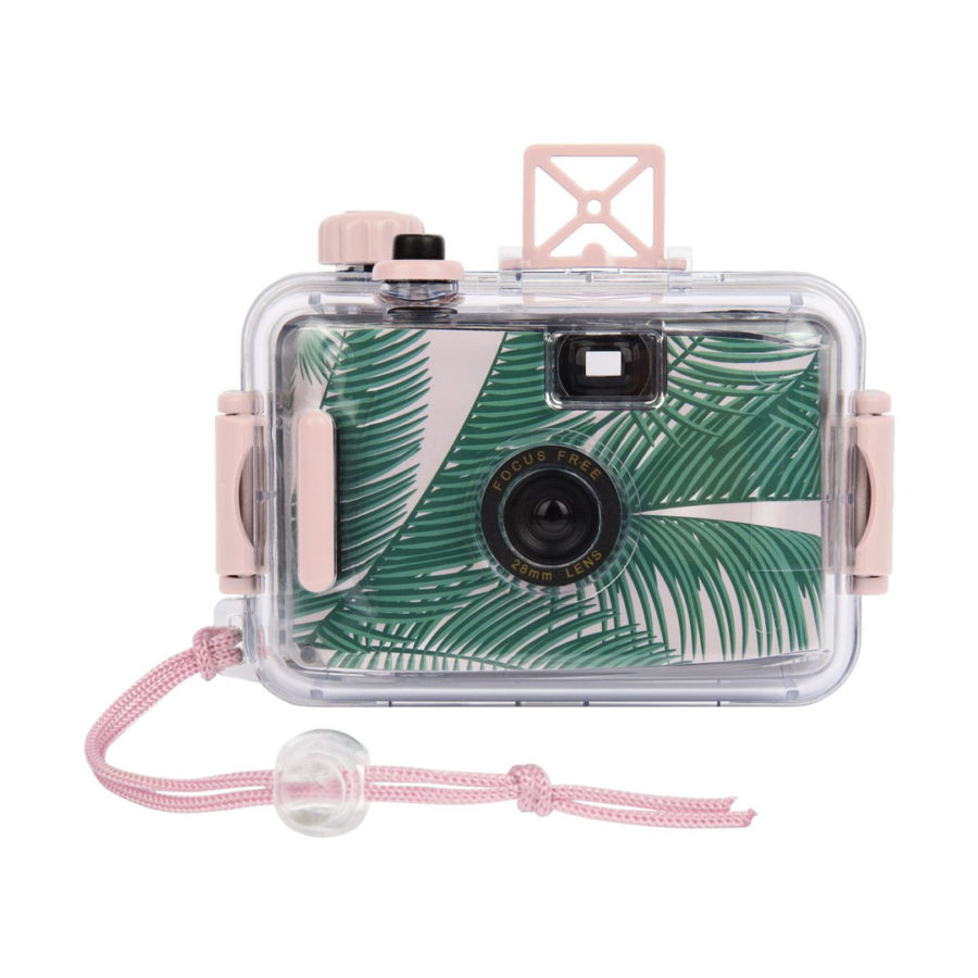 appareil photo waterproof vegetal Sunnylife