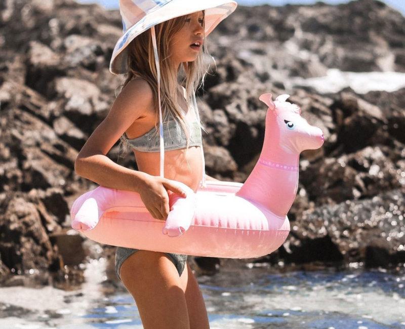Bouée lama enfant sunnylife