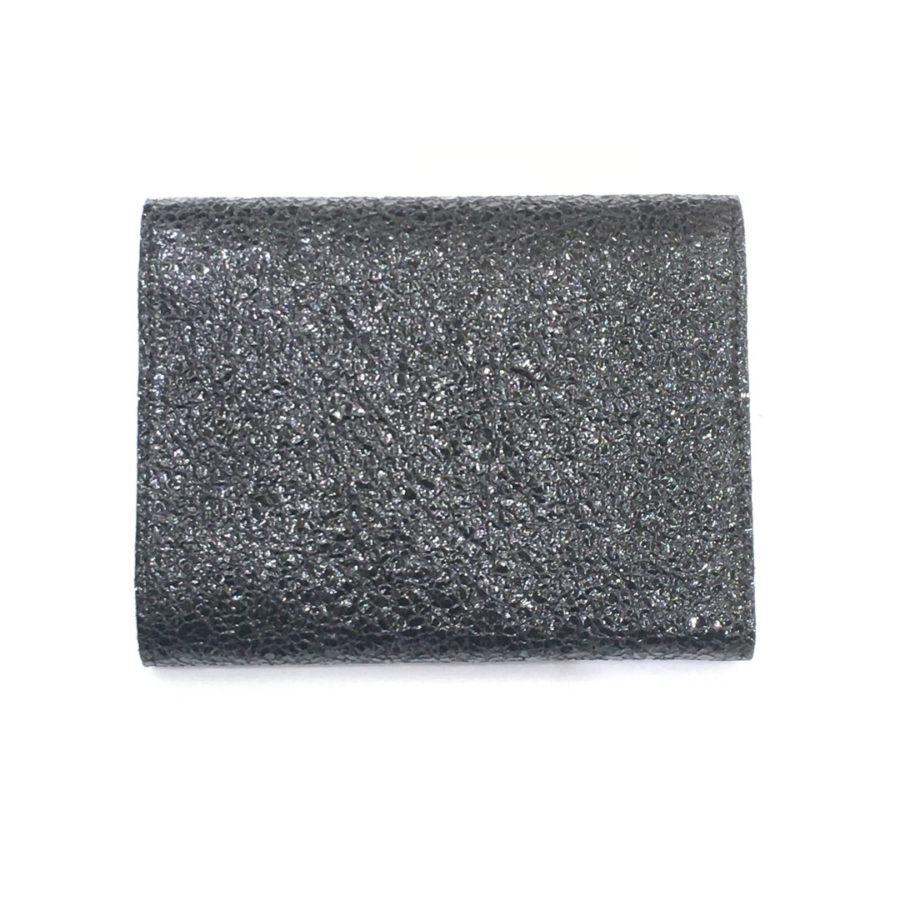Pliage crack noir Craie
