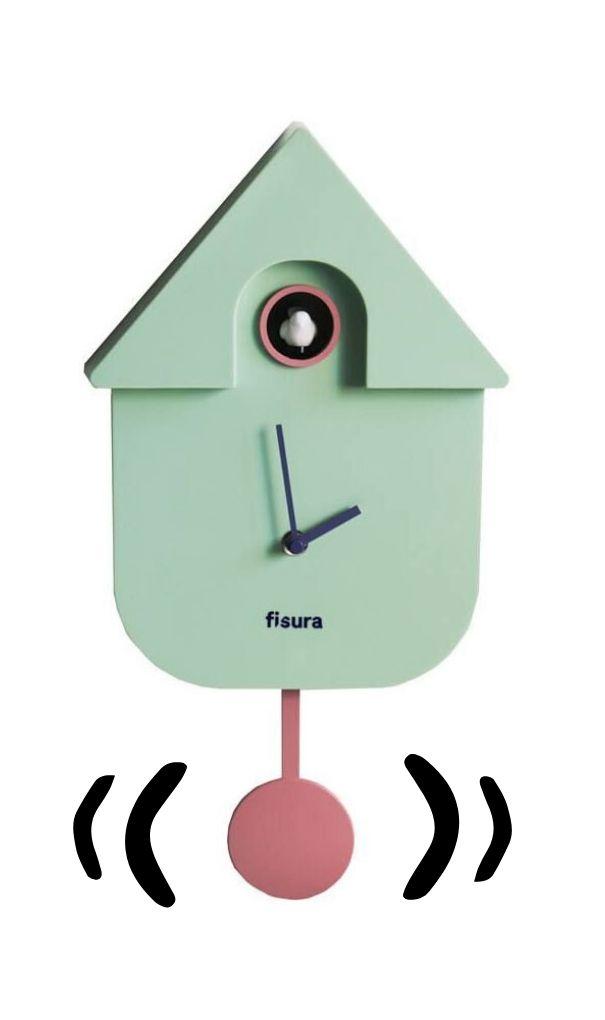 Horloge Coucou Fisura