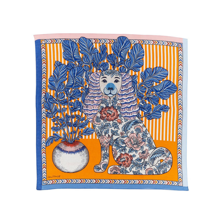 bandana thelma orange inouitoosh