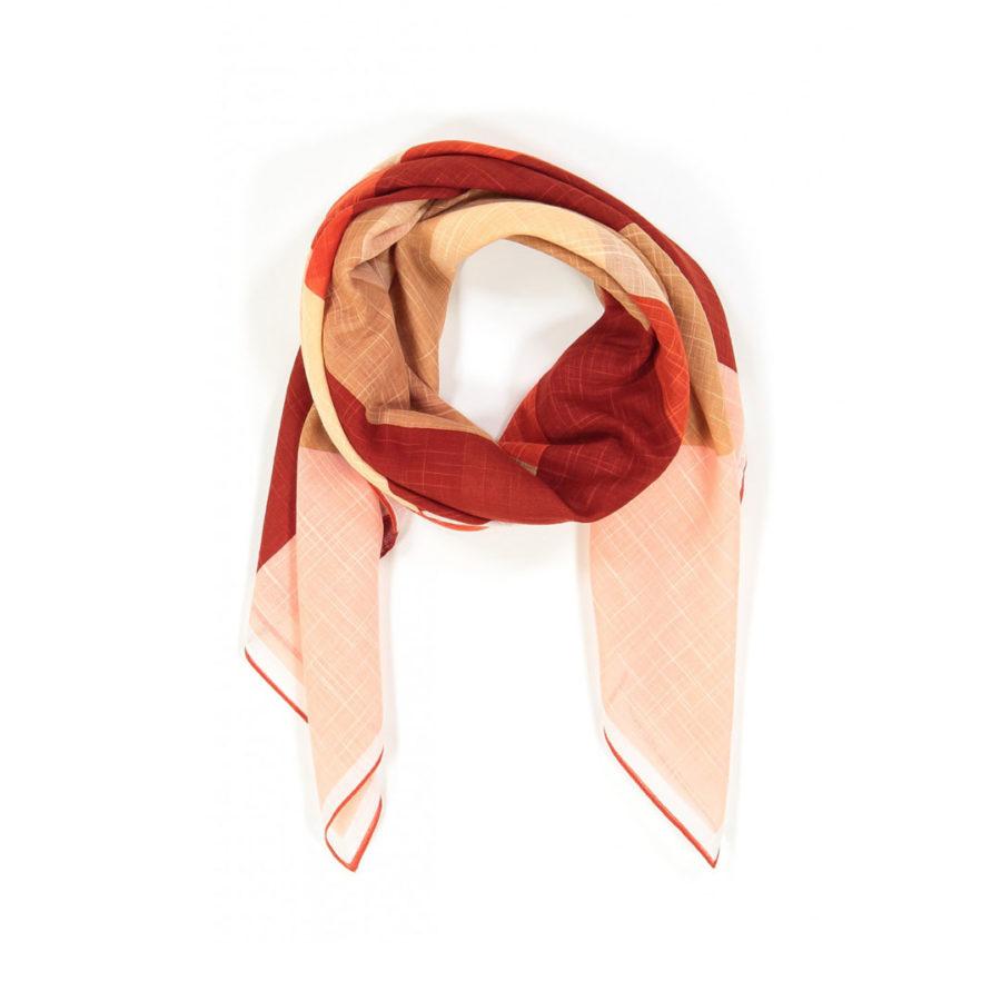 foulard vision flamand mapoésie