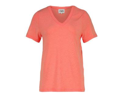 t shirt nebony orange cks