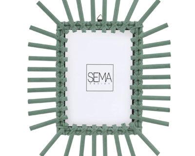 cadre photo balamea vert sema design