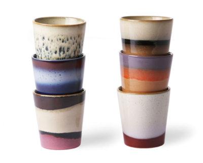 ceramic-70s-mugs-set-of-6-pink-hkliving