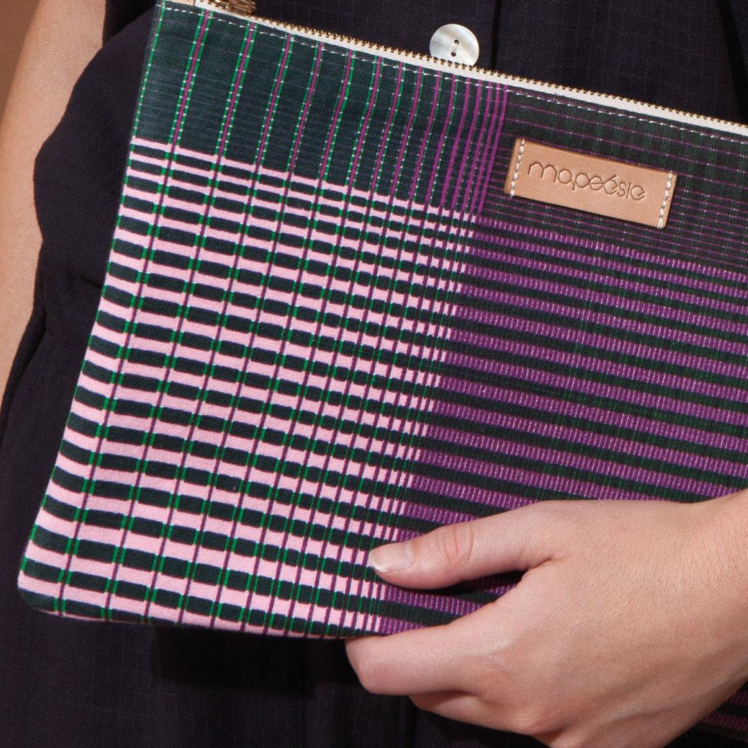 pochette-gradient-vert-rose-mapoesie