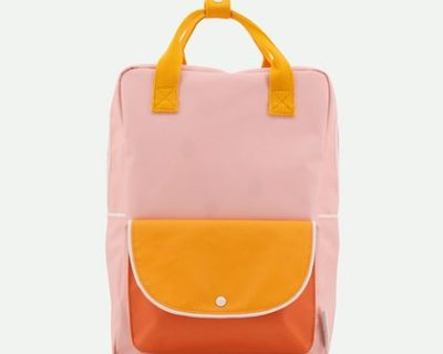Backpack rose/orange L