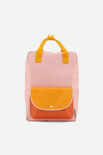 Backpack rose orange