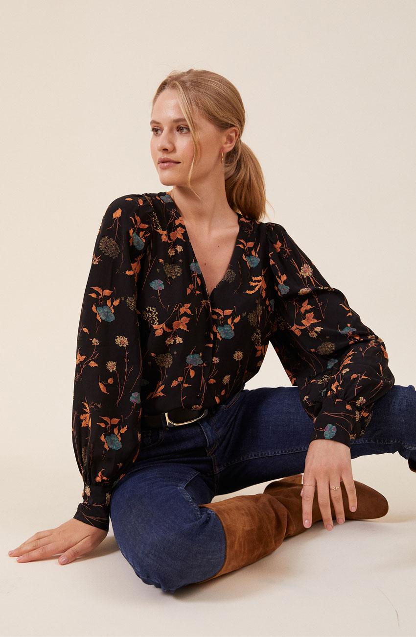 chemise hortense idano