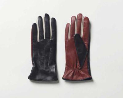 gants en cuir anahita becksondergaard