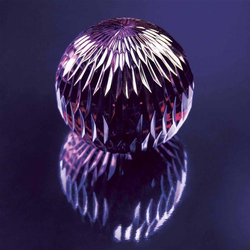 sphère violet 1