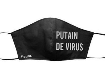 masque putain de virus