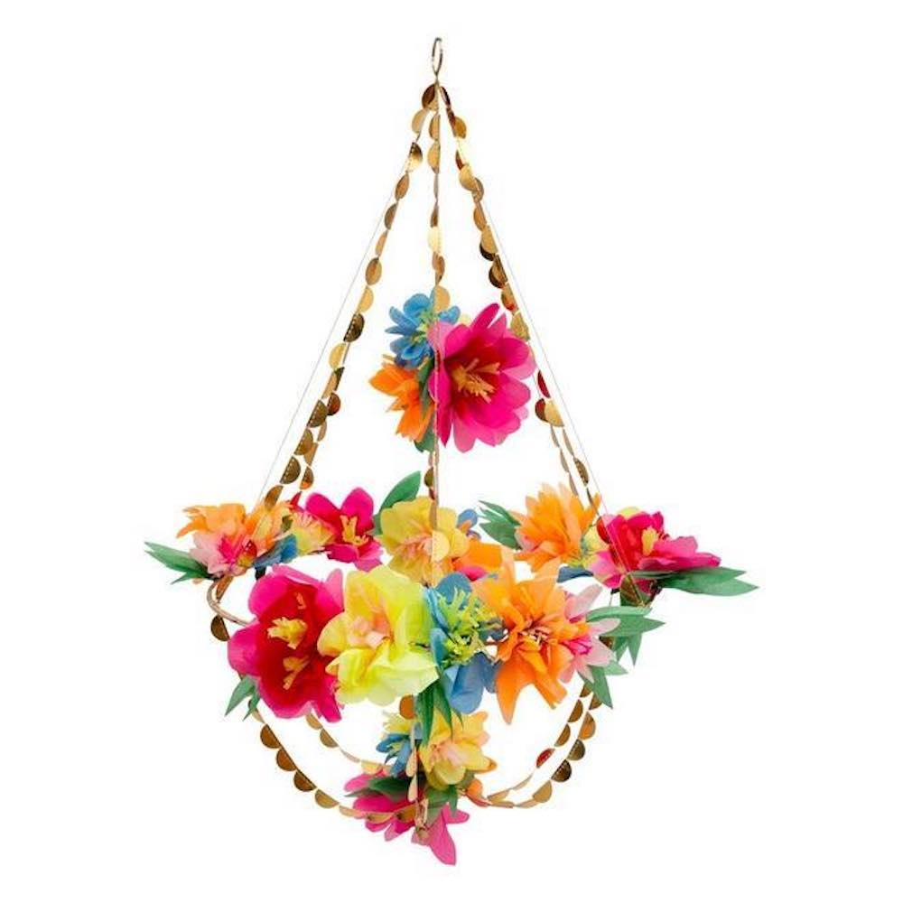Suspension florale blossom