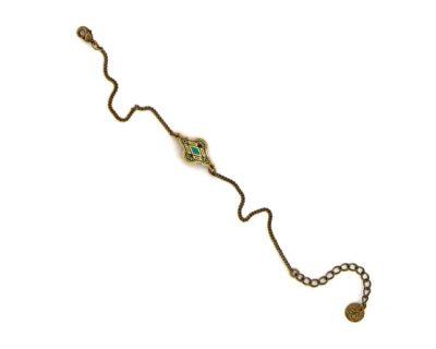 bracelet féline turquoise amélie blaise