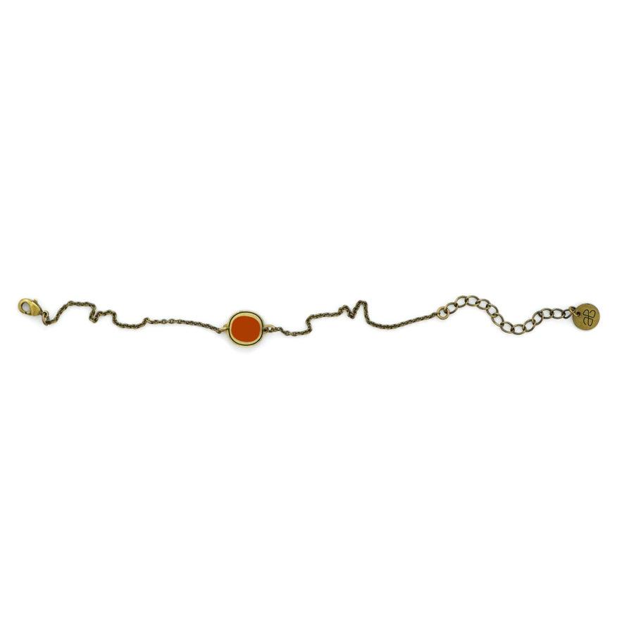 bracelet sphinx pm orange