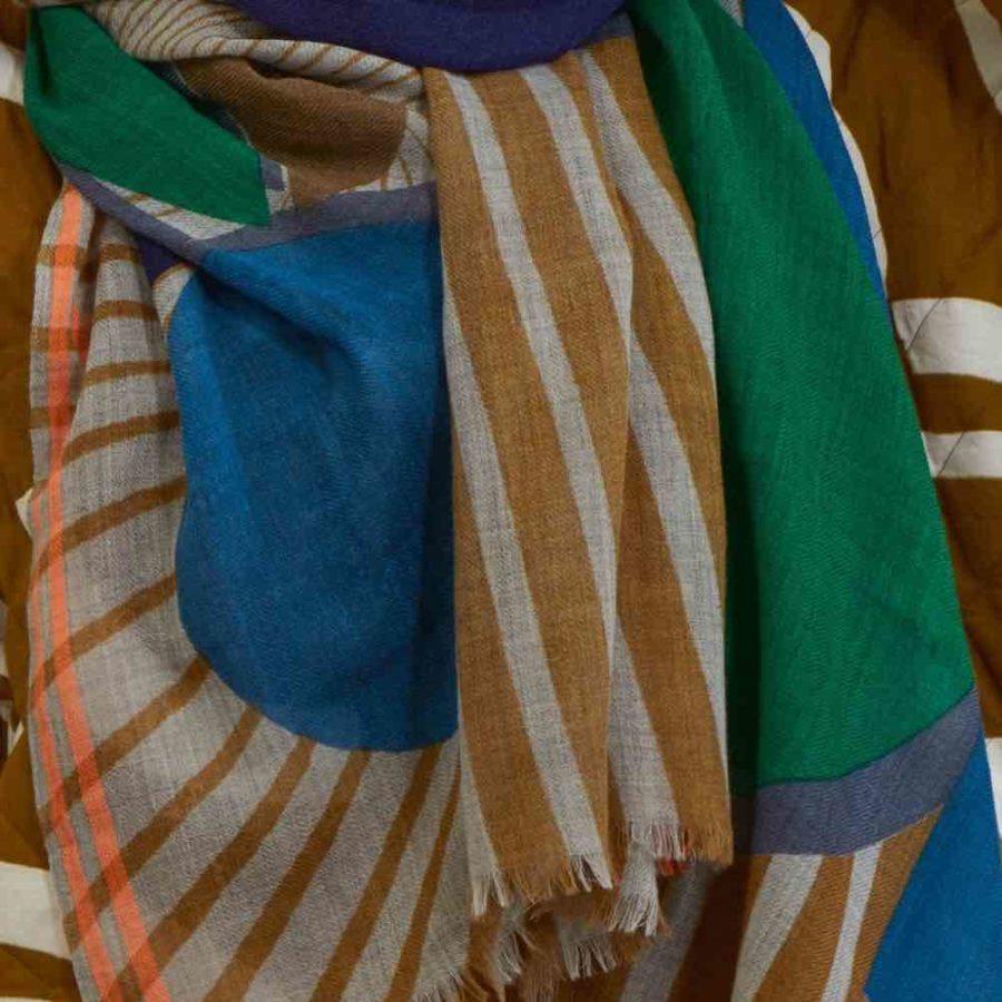 foulard candy soufre