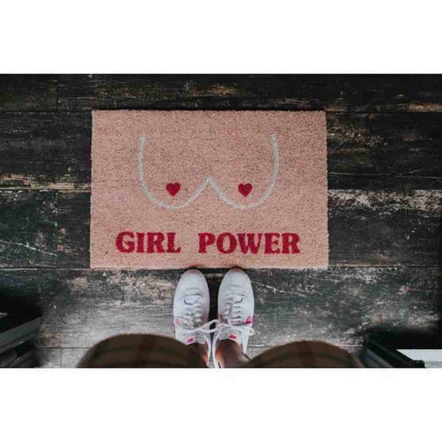 Paillasson Girl power
