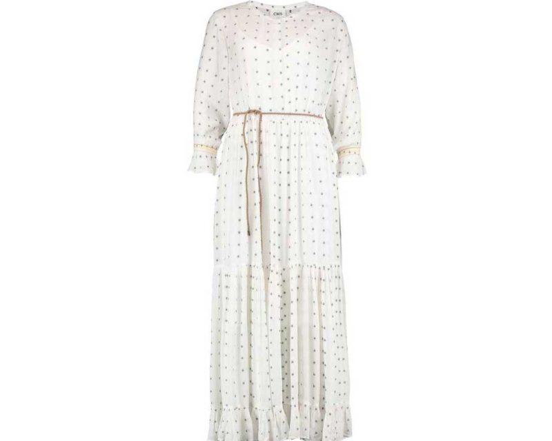 robe neriuma blanche cks