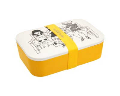 lunch box bambou people