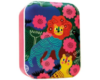 Lunchbox bambou lion
