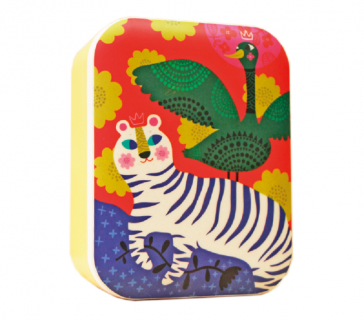Lunchbox bambou tigre