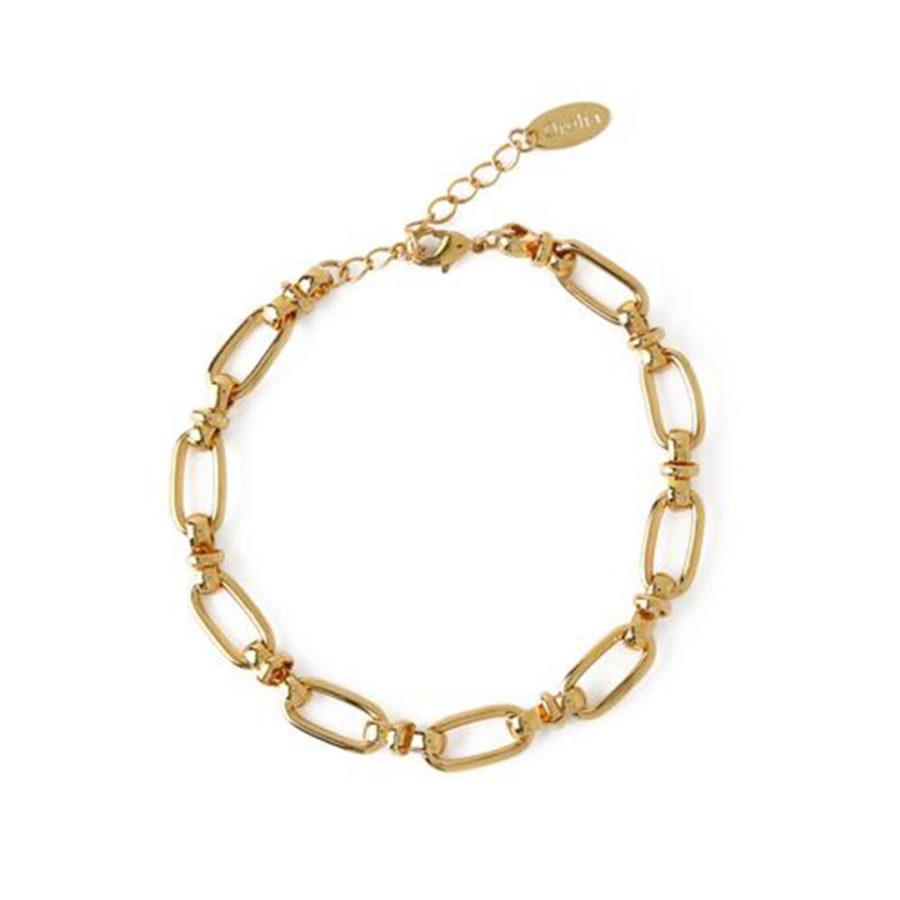 bracelet-chaine-oval