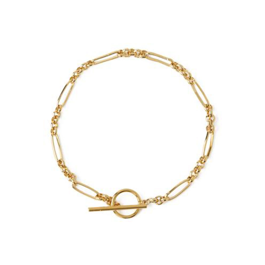 Bracelet maillon t-bar
