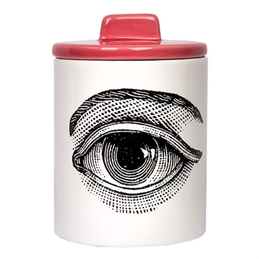 Pot rangement oeil