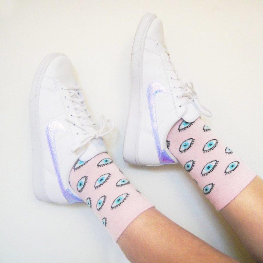 chaussettes oeil 1