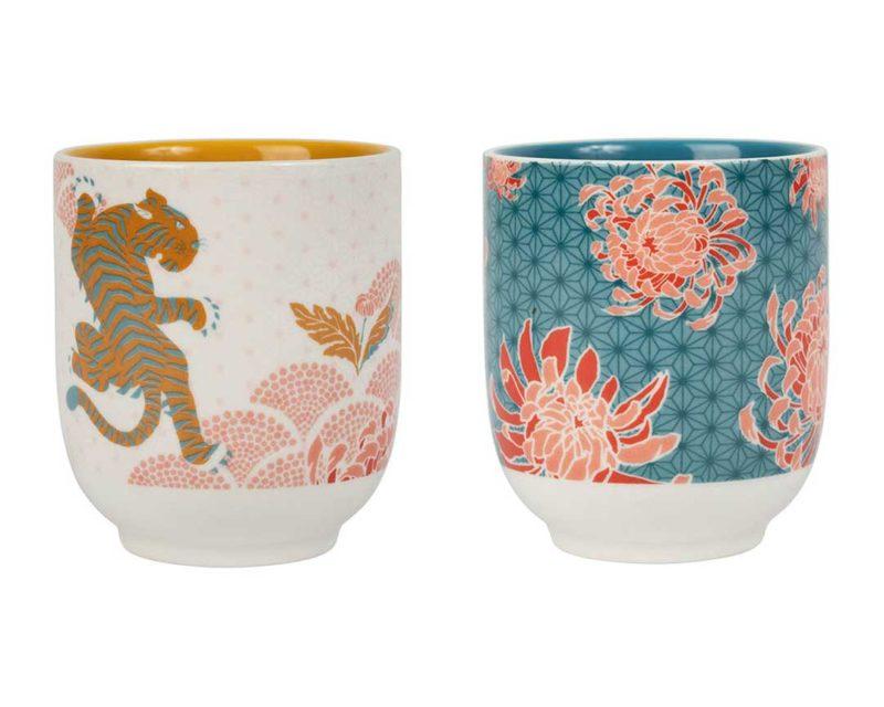 Cups vent d'asie