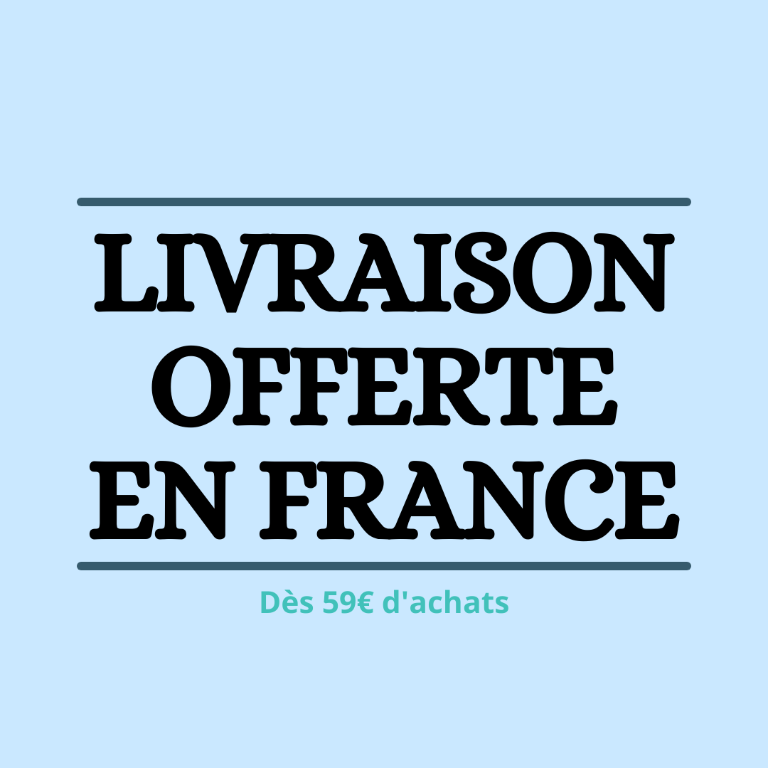 Livraison offerte en France