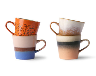 set de 4 tasses americano 6971