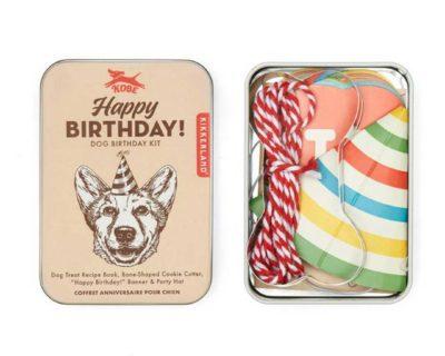 Kit anniversaire chien