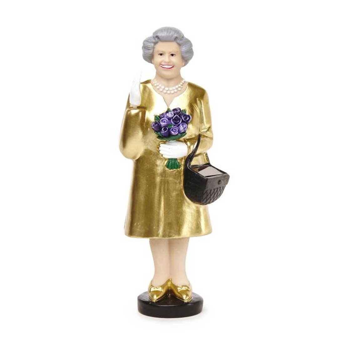 Queen Elisabeth dorée